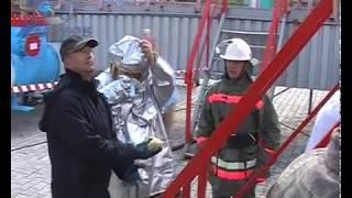 Полномасштабные огневые испытания МГП АРТСОК на КС «Яхрома» 2005г. Газовое пожаротушение.(, 2017-12-20T10:13:44.000Z)