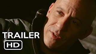 xXx: The Return of Xander Cage Official Trailer #2 (2017) Vin Diesel Action Movie HD