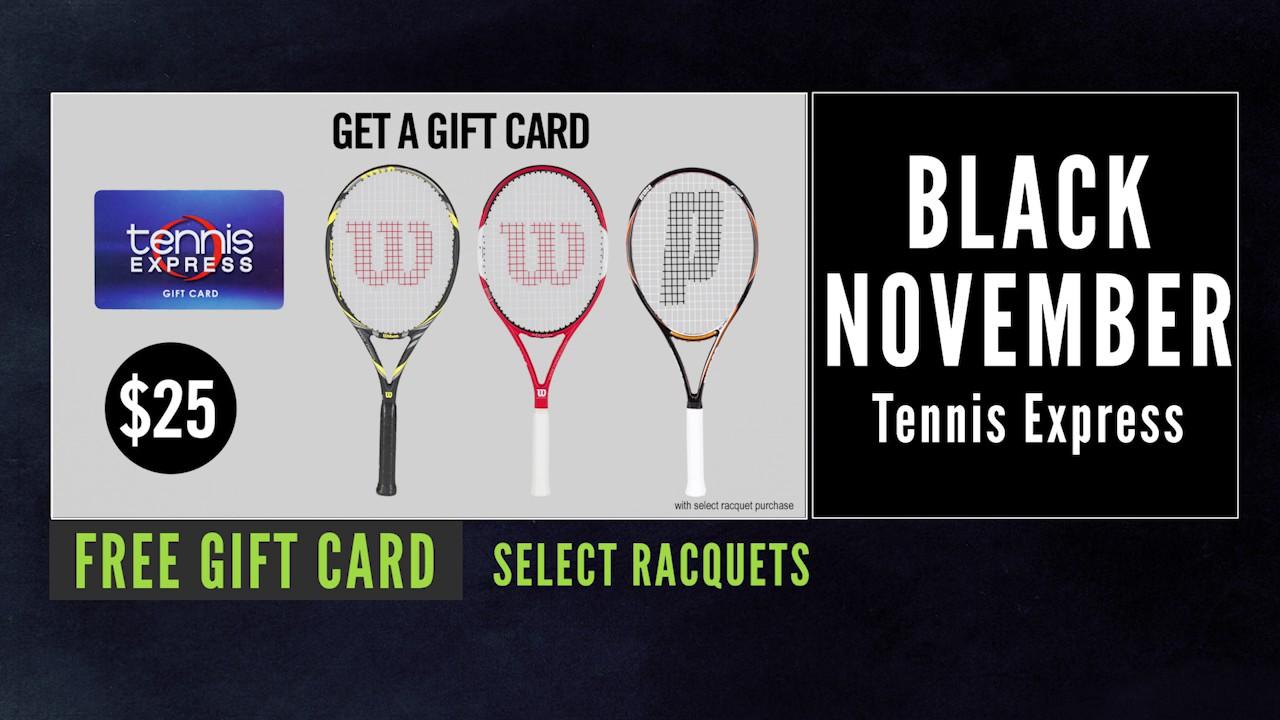 Black November Sale Tennis Express Youtube