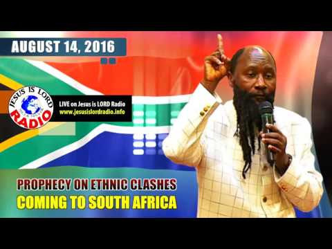 """PROPHECY ON SEVERE ETHNIC CLASHES COMING TO SOUTH AFRICA!!MIGHTY PROPHET DR.DAVID OWUOR"""