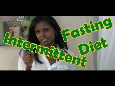 Intermittent Fasting Diet with Jovanka Ciares