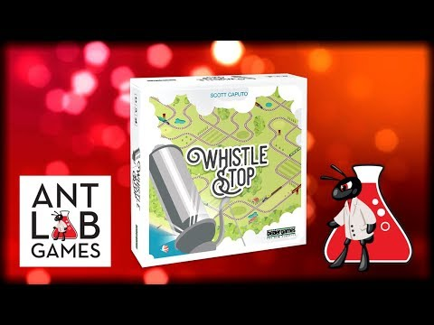 Whistle Stop Playthrough Review