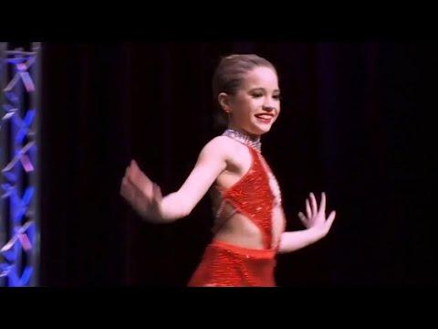 Dance Moms - Snow Is Falling - Audio Swap