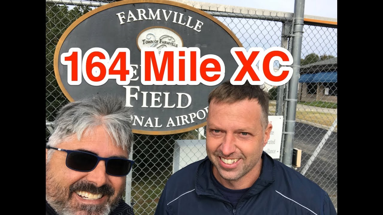 164 Mile PPG Cross Country