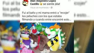 Mario Plush Furry Yiff??