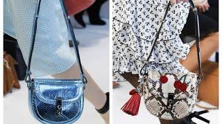 видео Модные сумки весна-лето 2016: фото из последних коллекций