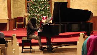 Golliwog's Cakewalk by Claude Debussy performed by Music & Arts School Student