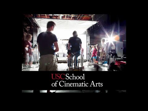 USC Orientation - Academic Expectation for USC Cinematic Arts