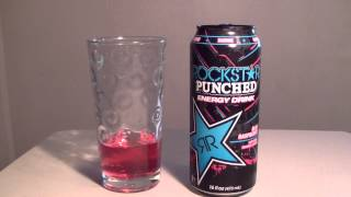 "Tpx Reviews - ""rockstar Energy: Punched (blue Raspberry)"""