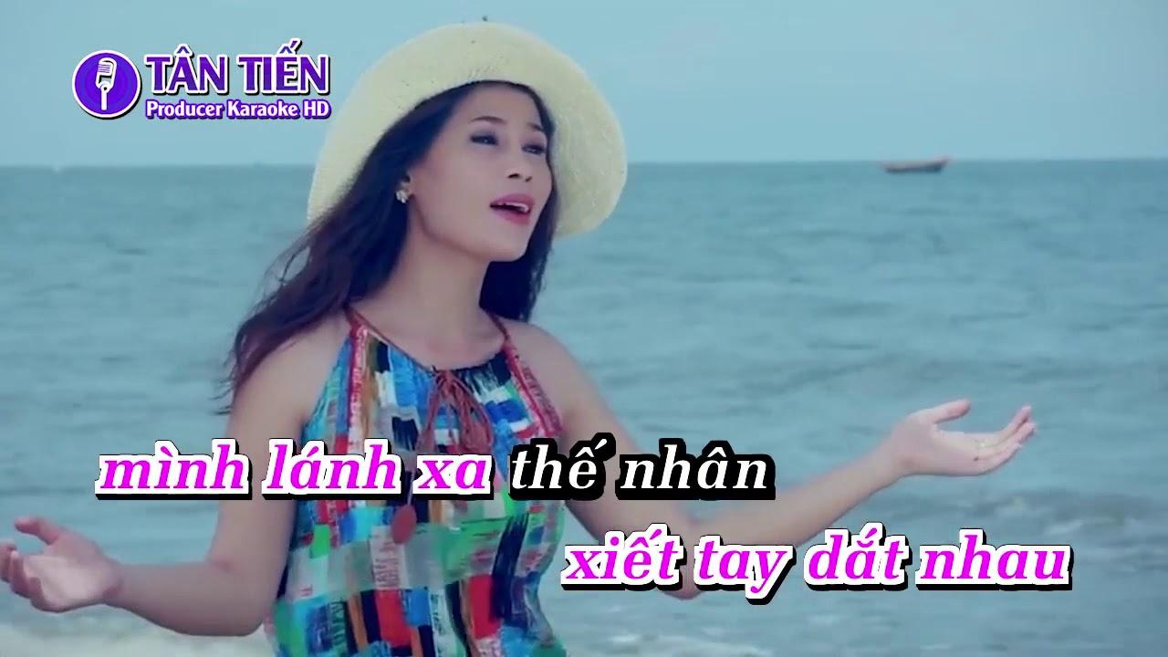 Karaoke Biển Tình   Thùy Dương