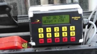 Capteur de pression hydraulique Chariot élévateur de pesage embarqués balances IVDT Inc.