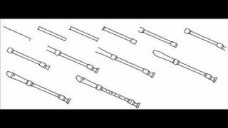 How To Draw A Flute Step By Step Drawing Tutorial