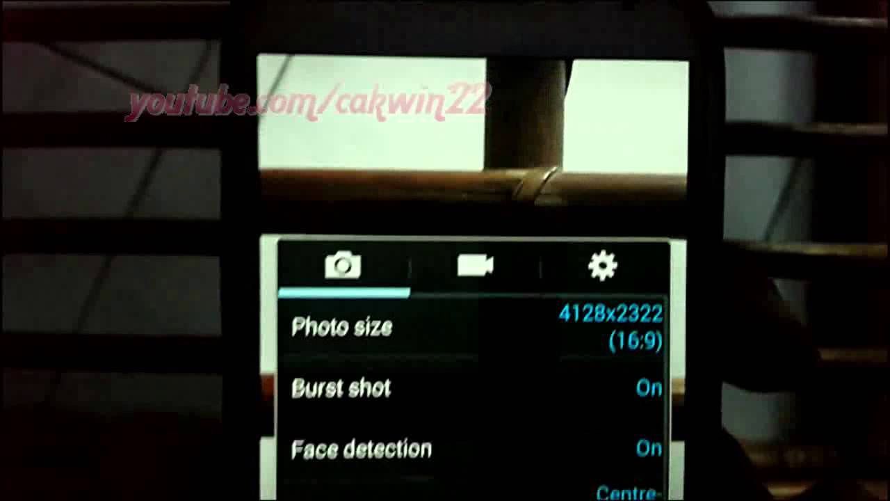 samsung s4 how to turn off camera noise