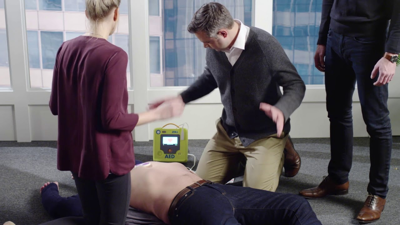 ZOLL AED 3 - Inside the Rescue - French Canadian