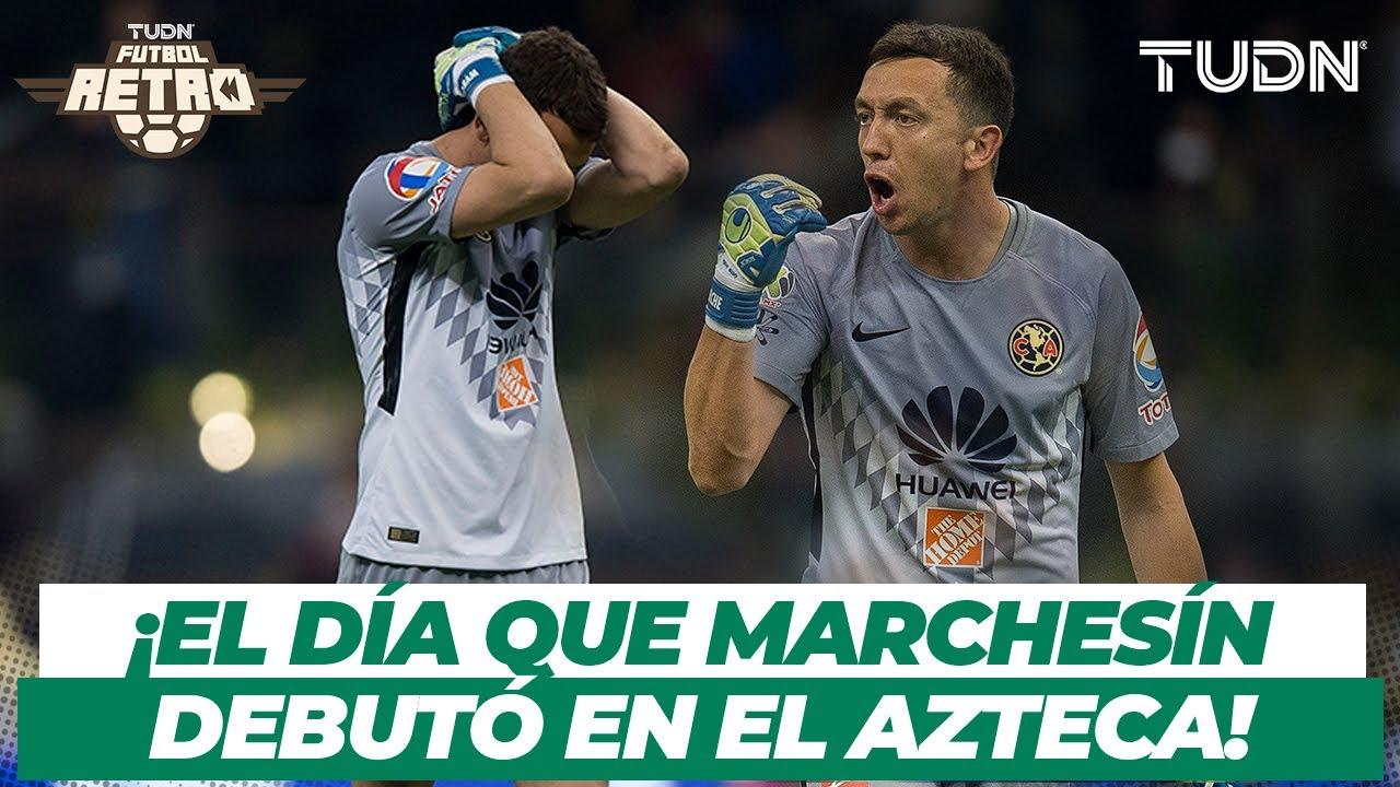 Futbol Retro: ¡Así vivió Marchesín su primer partido en el 'Coloso de Santa Úrsula' I TUDN
