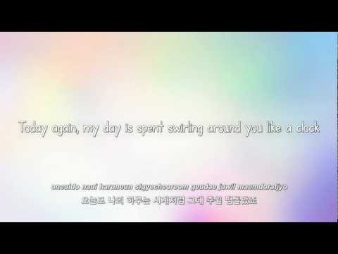 BEAST- 미운사람 (Hateful Person) lyrics [Eng. | Rom. | Han.]