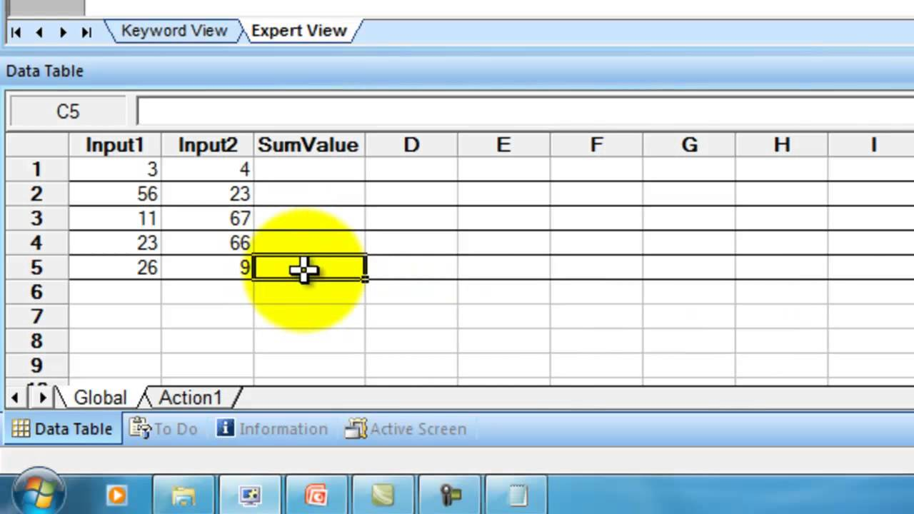 how to delete data from excel sheet using vbscript