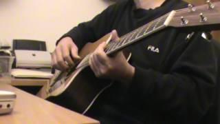 Lá Thư Trần Thế - Guitar cover