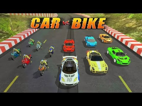 CAR Vs BIKE RACING #Android GamePlay #Free Game Download #Racing Games Download #Games Download