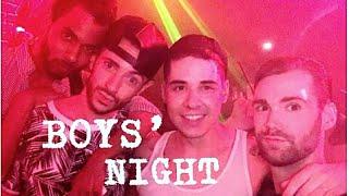 GAY BOYS' NIGHT OUT in NYC   Random Rob Vlog