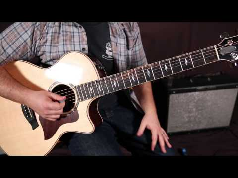 Bluegrass Guitar Lesson:  The Basic Scale for Bluegrass Guitar, G Major Pentatonic blues