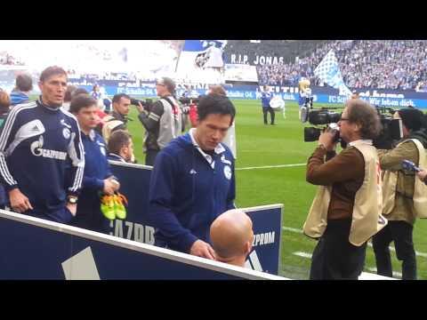 Schalke-Hoffenheim 08.03.2014