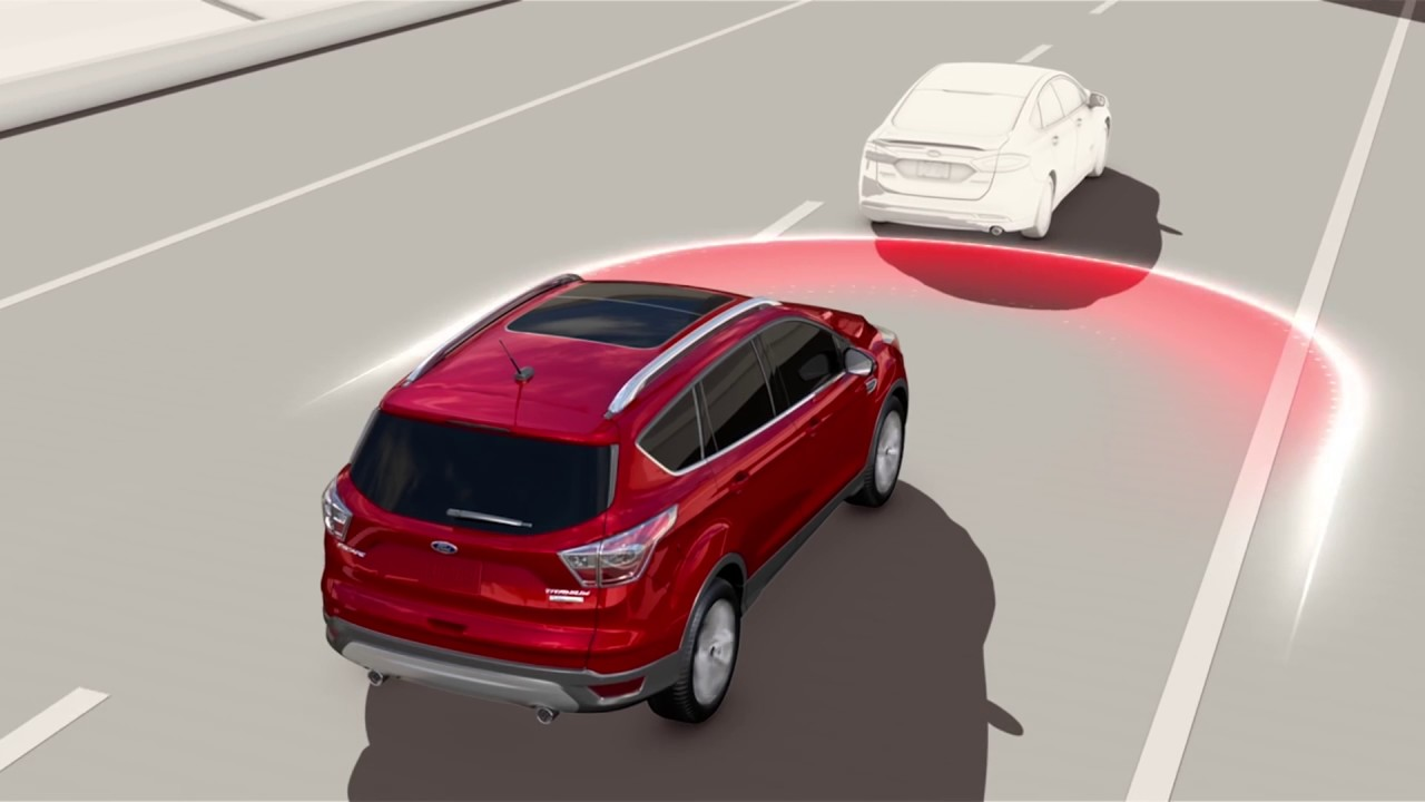 Ford escape adaptive cruise control how to