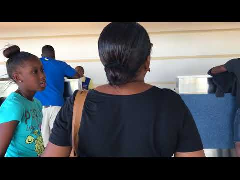Barbados  Bridgetown Airport / La Barbade Bridgetown Aéroport international