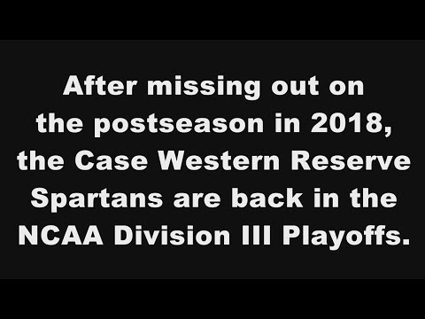 Case Western Reserve Spartans looking to make deep run in NCAA Division III Playoffs
