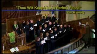 "Adoramus Offeratory Hymn ""Thou Wilt Keep Him in Perfect Peace"""