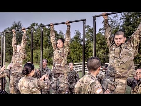 Army Basic Combat Training – Physical Readiness Training