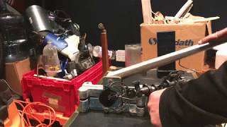 Mechanical Foley Prop - Usi Pro + Mixpre 6