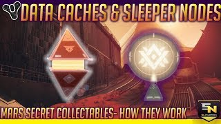 Destiny 2 Warmind Secrets | Data Caches and Sleeper Nodes- How to get started & Arctic Weapons!