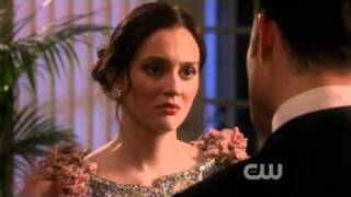 Chuck and Blair Final Goodbye Letting Go (Season 4 Episode 22)