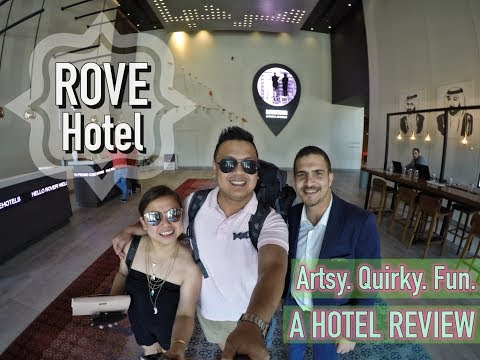 ROVE HOTEL DOWNTOWN DUBAI Hotel Review by arencejean.com