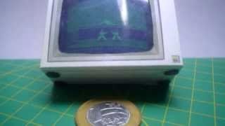 Apple IIe Platinum Papercraft - by Mestre Norax