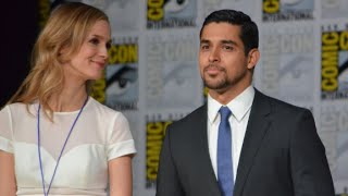 """Minority Report"" - Laura Regan and Wilmer Valderrama"