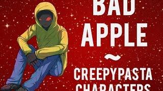creepypasta characters bad apple