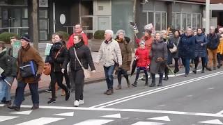 Mars voor het Leven 2018 voert verder door Den Haag