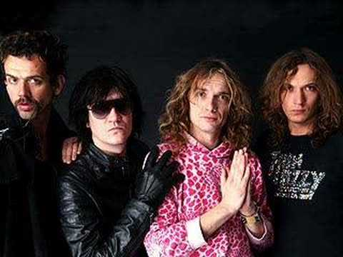 The Darkness - I love you 5 times