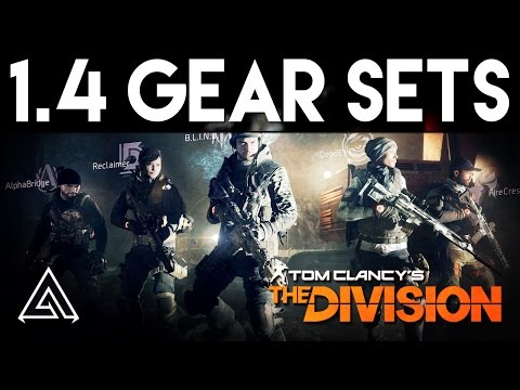 The Division | All Gear Set Changes in Patch 1.4