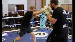 'WHERE ARE YOU THEN OHARA? - TOM FARRELL HAMMERS THE PADS - QUESTIONS WHERE OD IS?