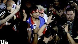 Miguel Diaz talks Pacquiao vs Algieri and West Coast Boxing vs. East Coast