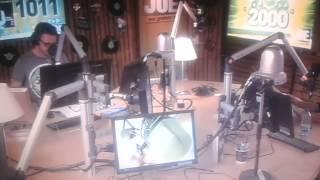 ROBIN VISSENAEKENS PRESENTS TOP 2000 ON JOE FM