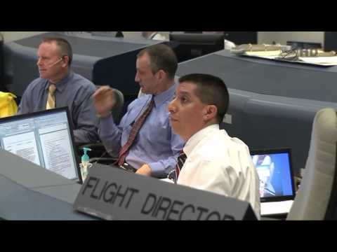 STS-133 Discovery - Launch Replays - Houston's Mission Control