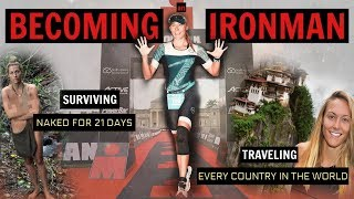 My First 140.6 Mile IRONMAN Race!