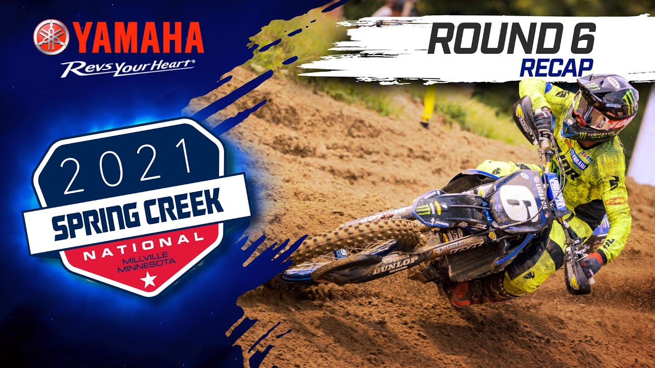Yamaha Presents: 2021 ProMotocross Millville National Volume 6