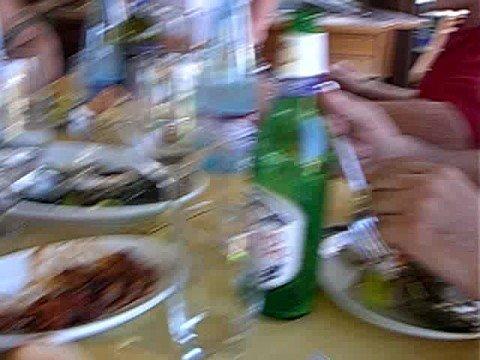 Altavilla Vacation, Dinner At Gambero Rossa