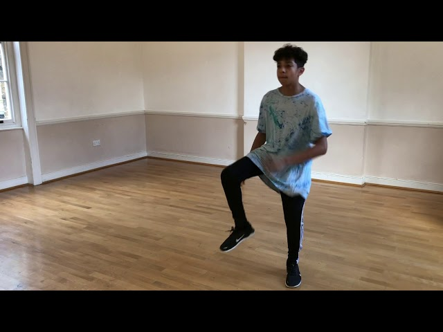 Dance Tutorial The Farmer