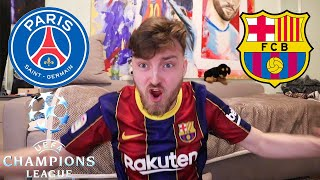 Paris St. Germain - FC Barcelona   Meine Nerven liegen blank...   ViscaBarca